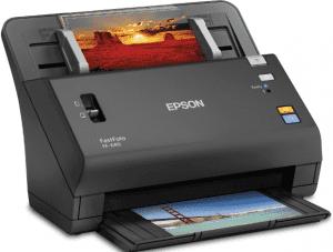 Epson FastFoto FF-640 Driver