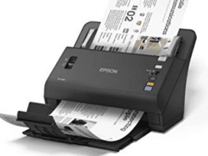 Epson WorkForce DS-860 Driver