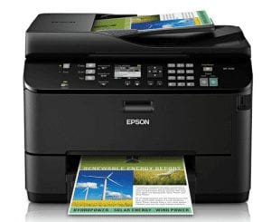 Epson WP-4530 Driver