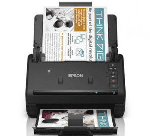 Epson WorkForce ES-500W Driver