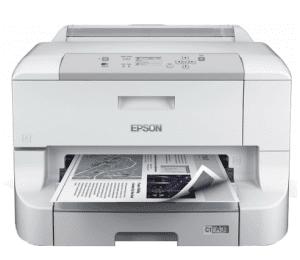 Epson WorkForce Pro WF-8090 Driver