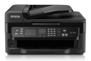 Epson WorkForce WF-2540 Driver