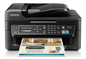 Epson WorkForce WF-2630 Driver