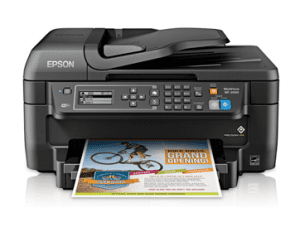 Epson WorkForce WF-2650 Driver