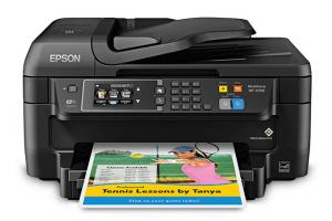 Epson WorkForce WF-2760 Driver