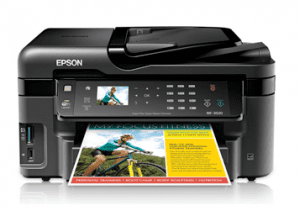 Epson WorkForce WF-3520 Driver