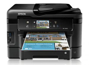 Epson WorkForce WF-3540 Driver