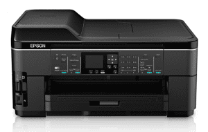 Epson WorkForce WF-7510 Driver