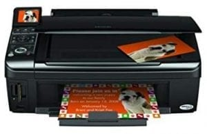 Epson Stylus NX400 Scanner Driver