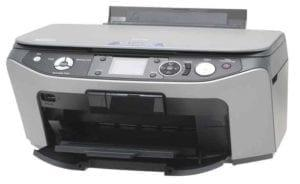 Epson Stylus Photo RX580 Driver