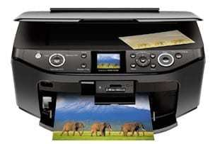 Epson Stylus Photo RX595 Driver