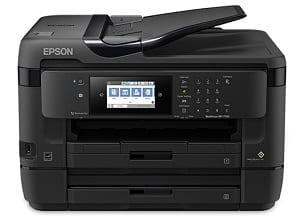 Epson WF-7720 Driver