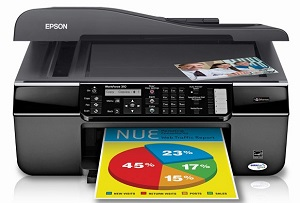 Epson WorkForce 310 Driver