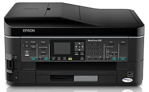 Epson WorkForce 635 Driver