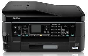 Epson WorkForce 645 Driver
