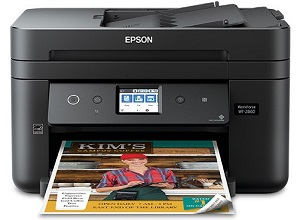 Epson WF-2860 Driver